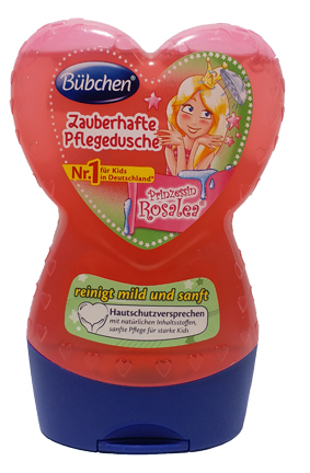 Bubchen Magical Care Wash