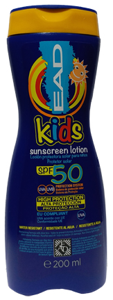 EAD Kids Sunscreen Lotion