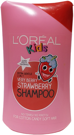 L'Oreal Kids Strawberry Shampoo