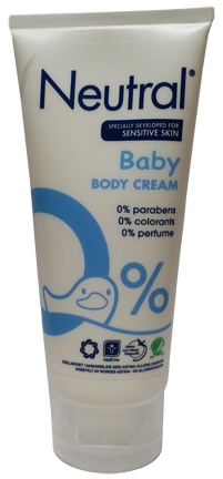 Neutral Baby Body Cream