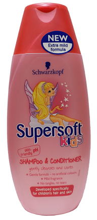 Supersoft Kids Shampoo & Conditioner