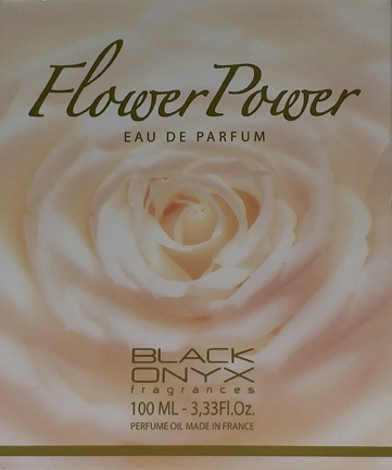 Black Onyx Flower Power